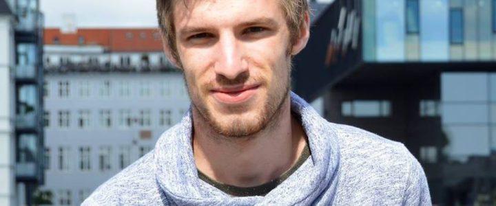 Nieuwe collega Joren Heymans