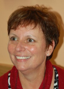 Praktijkassistente Monique Perdu